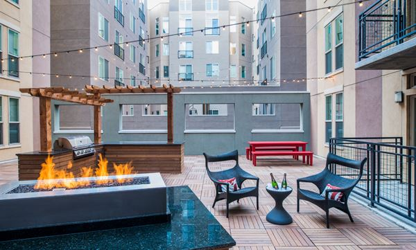 Ballpark neighborhood apartments twentyone01 on market - One bedroom apartments in denver co ...