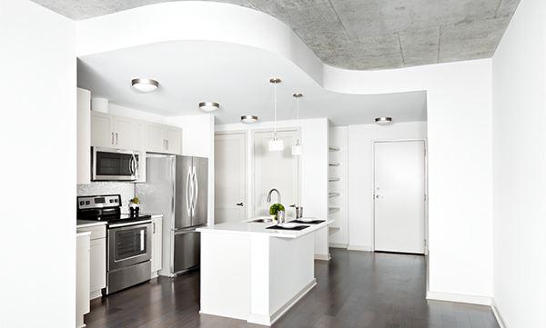 Studio Apartment Nashville music row apartments in midtown | skyhouse nashville apartments