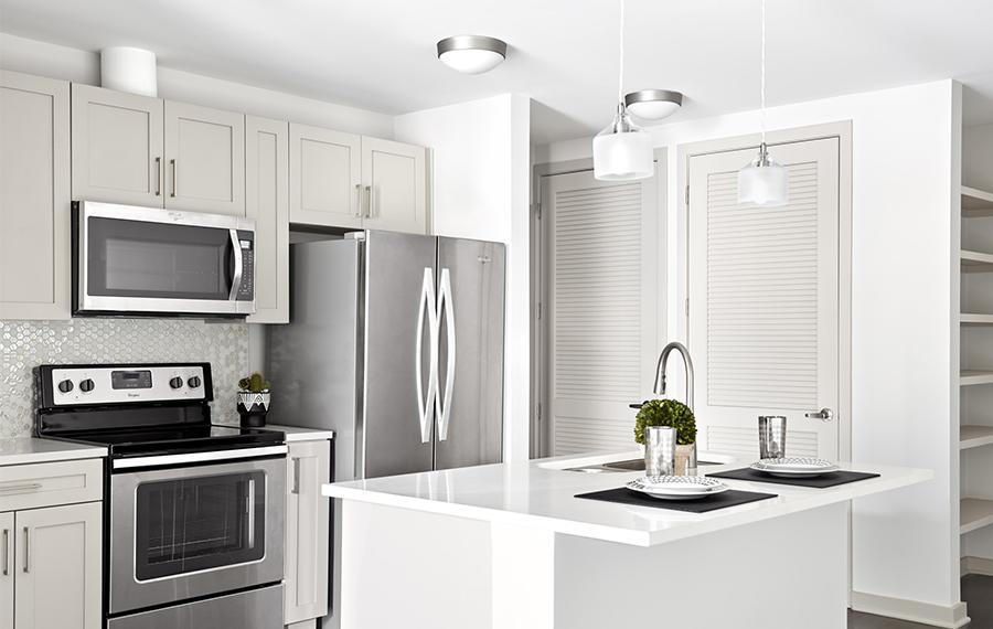 Kitchens And Baths Feature Quartz Countertops
