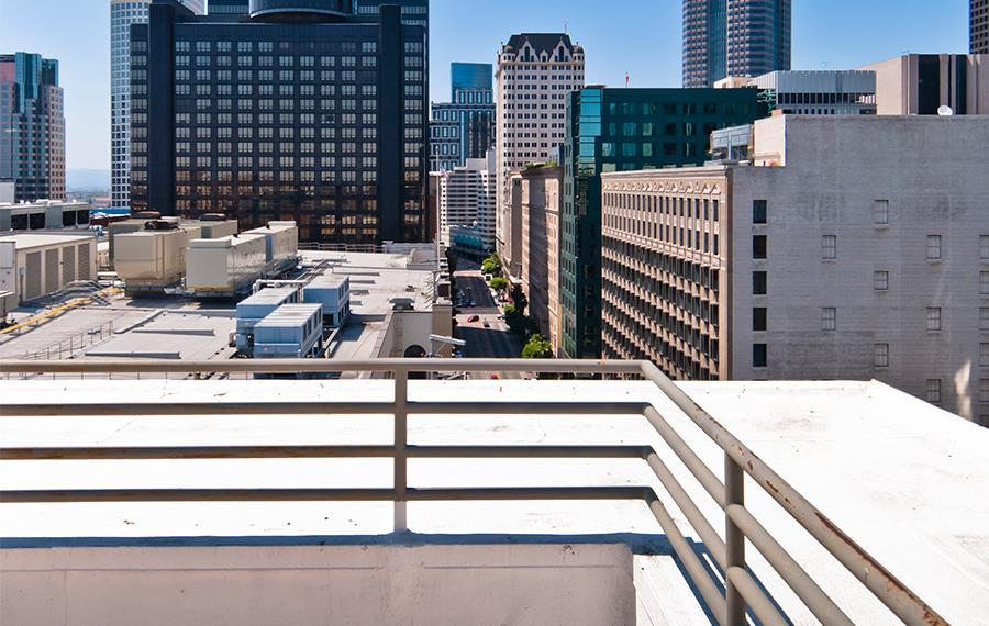 Financial District Apartments In Downtown La Ca The