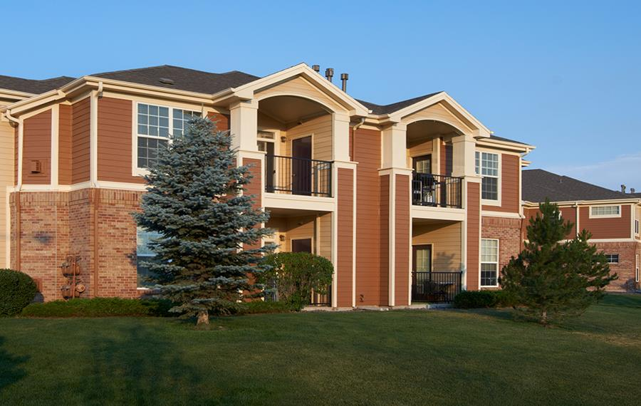 Madison Park Apartments Thornton