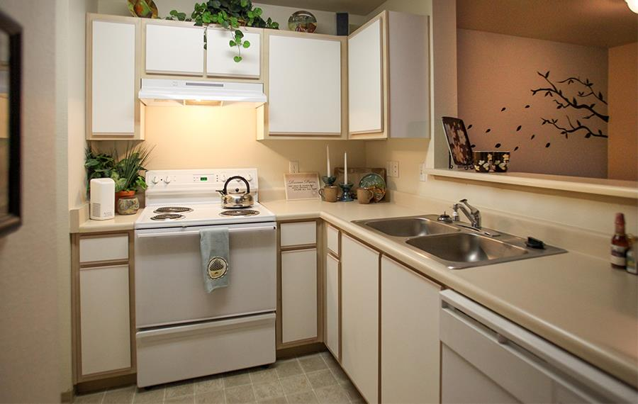 Beaverton apartments in the Hillsboro School District - Dishwasher
