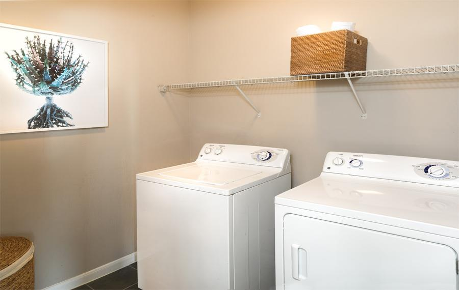 Upper Kirby Apartments in Houston - Metro Greenway - Washer and Dryer
