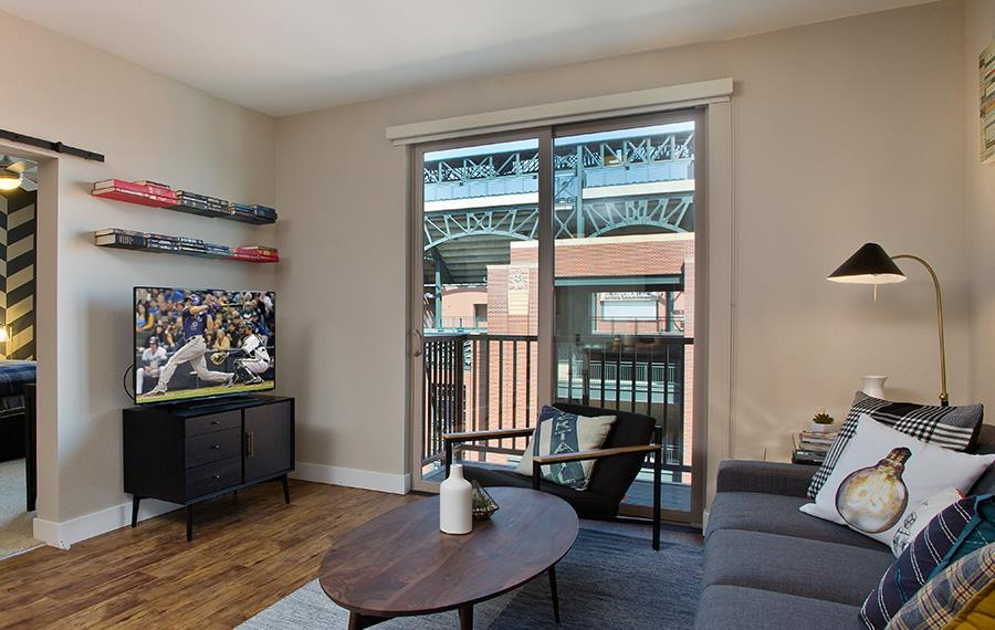 Apartment Features Ballpark Neighborhood Apartments In