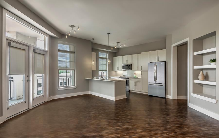The Links Rea Farms Apartments in Mecklenburg County near Metlife - premium finishes