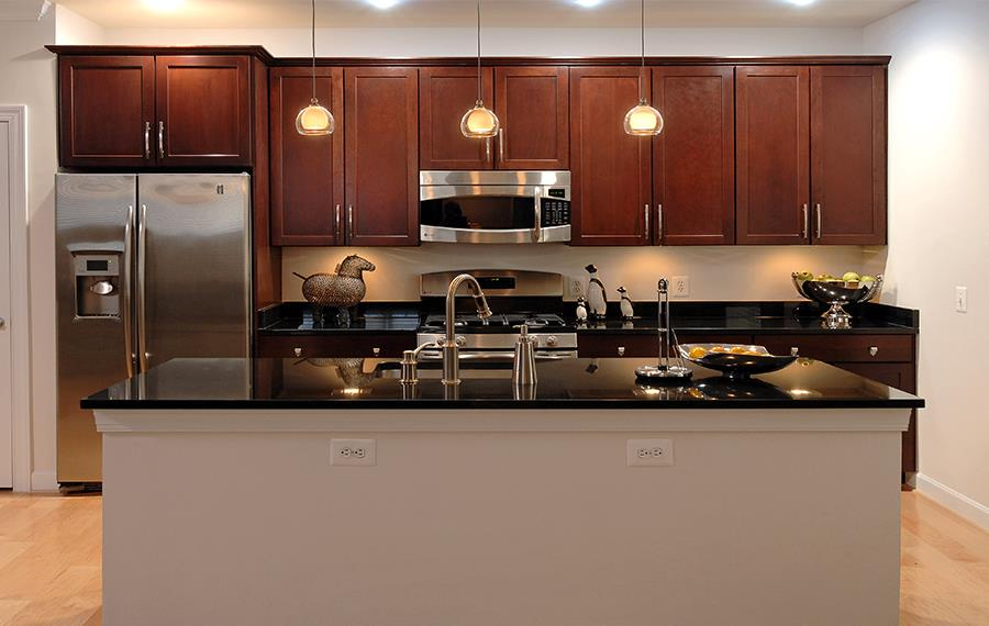 Apartments for rent in Vienna VA Freddie Mac - The Reserve at Tysons Corner - Kitchen Islands
