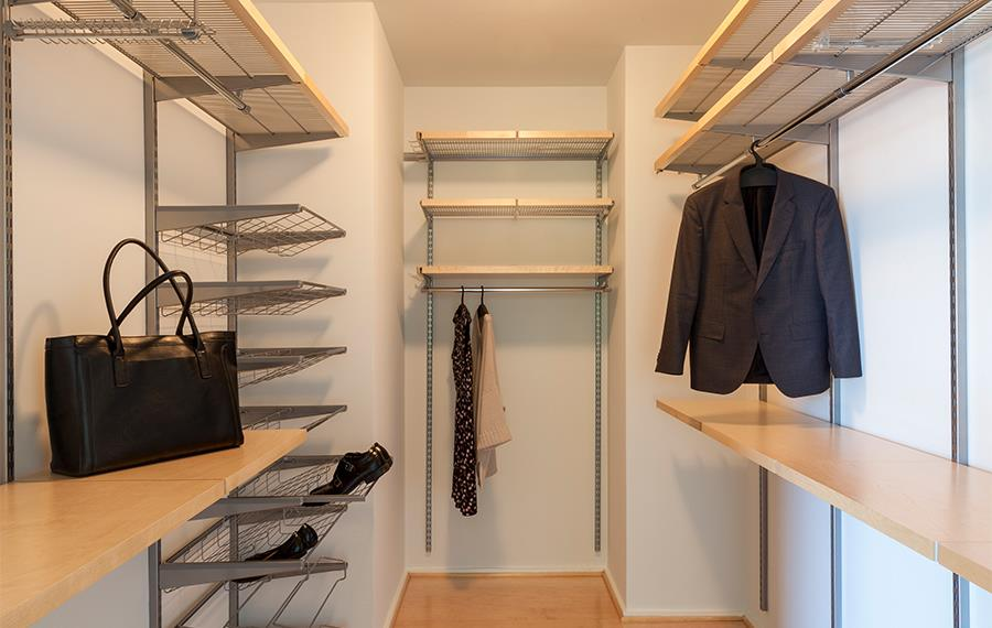 Clarendon Apartments Arlington Zoso Flats Walk In Closets
