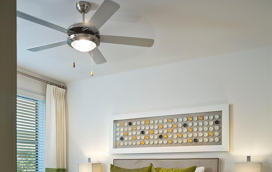 Old Town Scottsdale Luxury Apartments - Avion on Legacy - Ceiling Fans