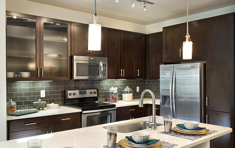 Paradise Valley AZ Apartments - Citrine - Stainless Steel Appliances