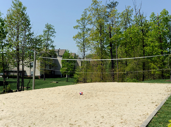 The Madison Sand volleyball court Richmond VA - Short Pump