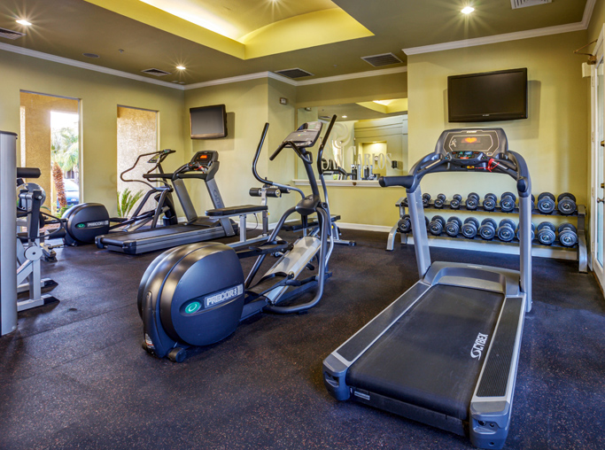 San Carlos Apartments for rent in North Scottsdale - Fitness center