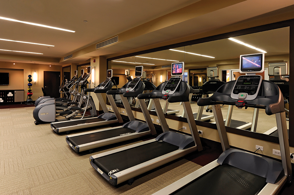The Reserve At Tysons Corner Fitness Center Vienna VA - Mosaic District