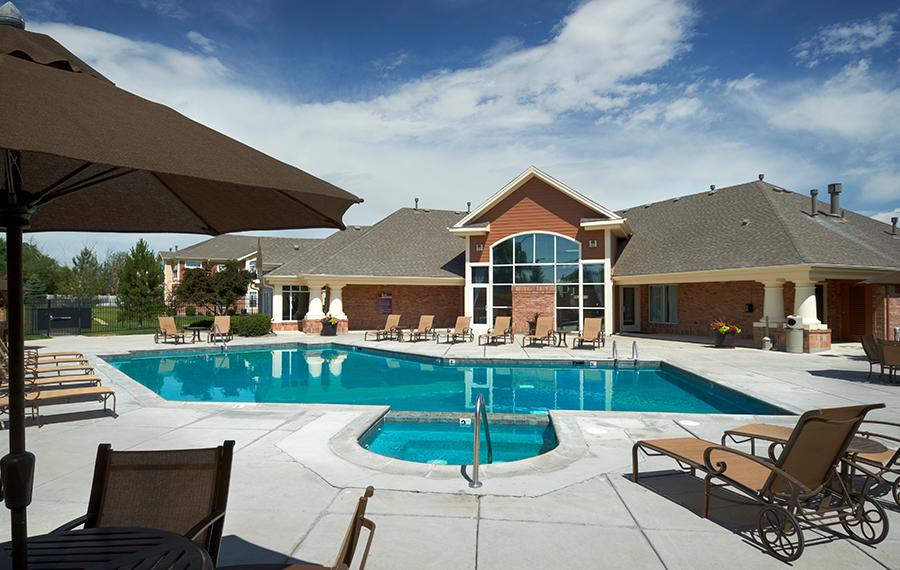 Community amenities apartments for rent in thornton co - Public swimming pools greensboro nc ...