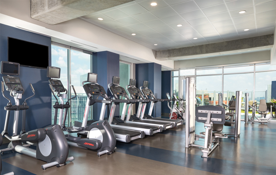 Discover The Community Amenities Apartments In Downtown