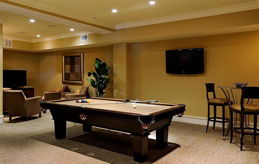 Apartments 28273 - Gramercy Square at Ayrsley - Game Room