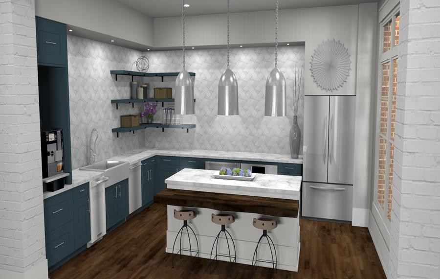 Apartments near Providence Road - The LInks Rea Farms - Entertainment Suite