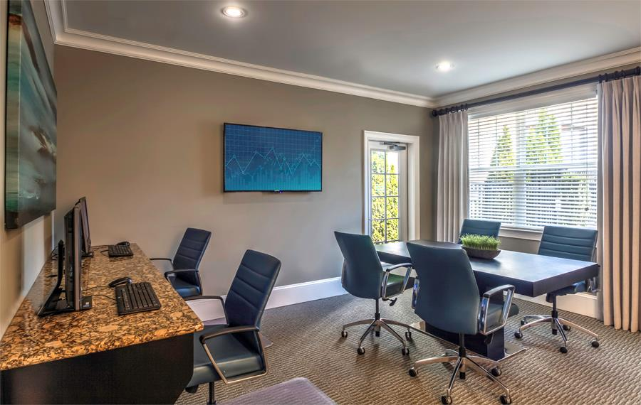 Chancery Village - Cary, NC - Business Center