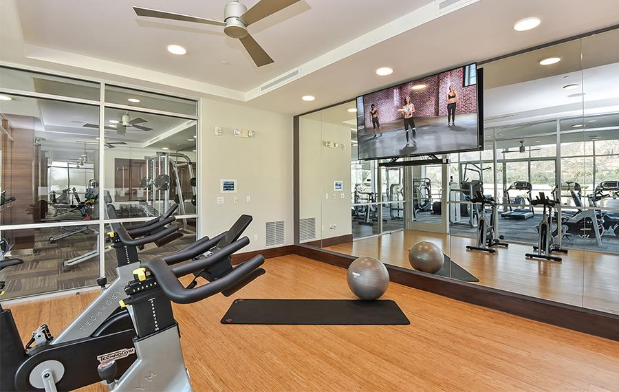 Arcadia Apartments in Phoenix - Citrine - Fitness On Demand Studio