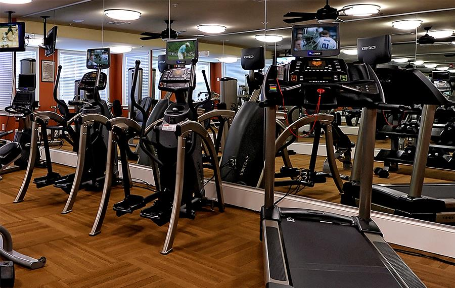 Chancery Village - Cary, NC - Fitness Center