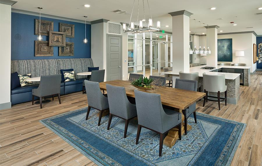 new apartments in phoenix - District at Biltmore - Resident Lounge