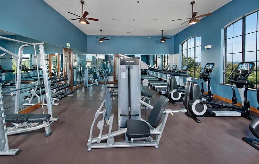 Cadence Cool Springs Apartments - Franklin, TN - Fitness Center