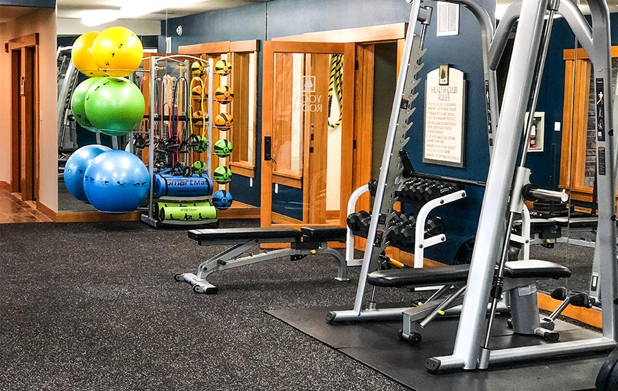 Apartments for rent in Sammamish WA - Fitness Center