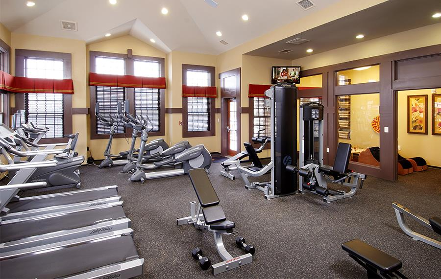 Apartments in 80016 - The Sanctuary at Tallyns Reach - Fitness Center