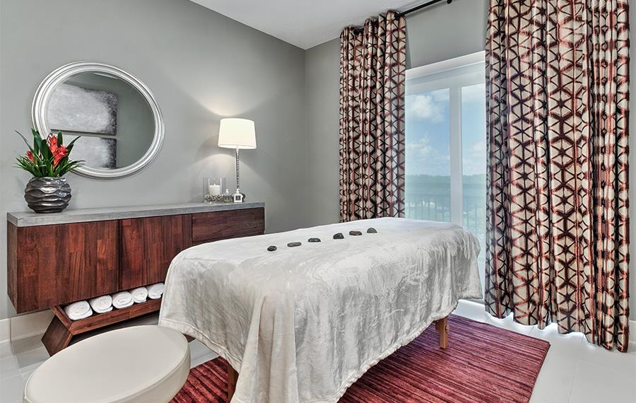 SouthPark Charlotte apartments for rent - The Encore SouthPark - Relaxation Studio