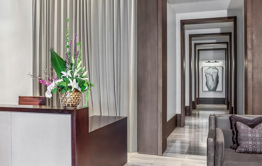 Luxury Apartments in Atlanta - The Residence Buckhead Atlanta - On-site Concierge