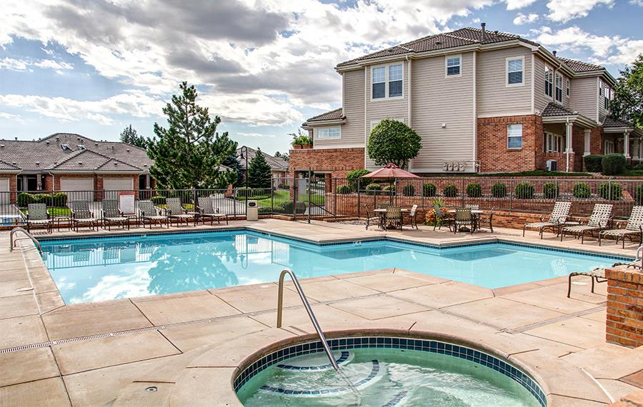 Carriage Place Apartments in DTC - Two Swimming Pools