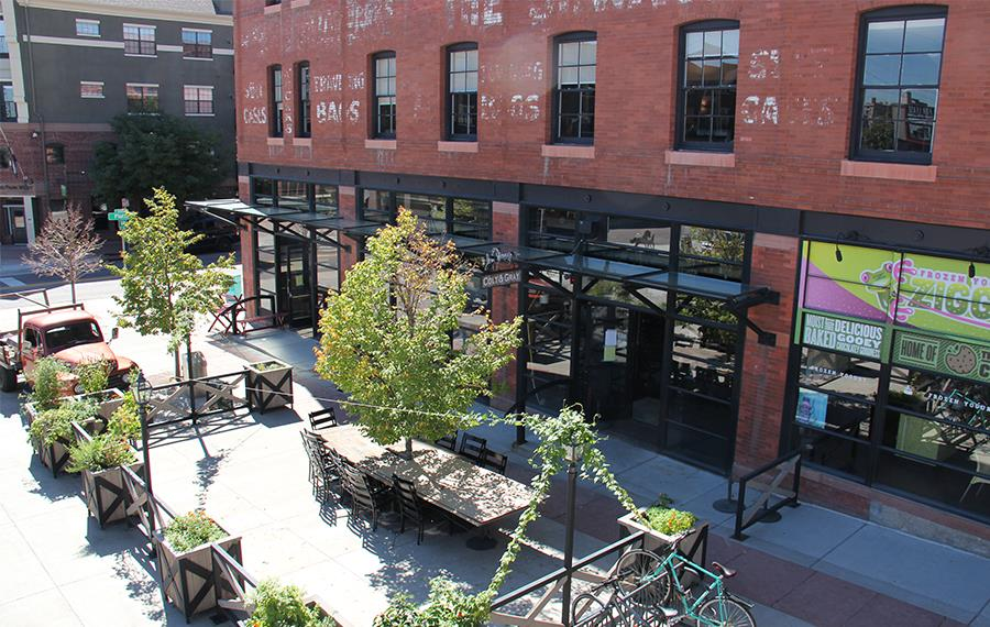 Apartments Highlands Denver - Studio LoHi - Shopping Nearby
