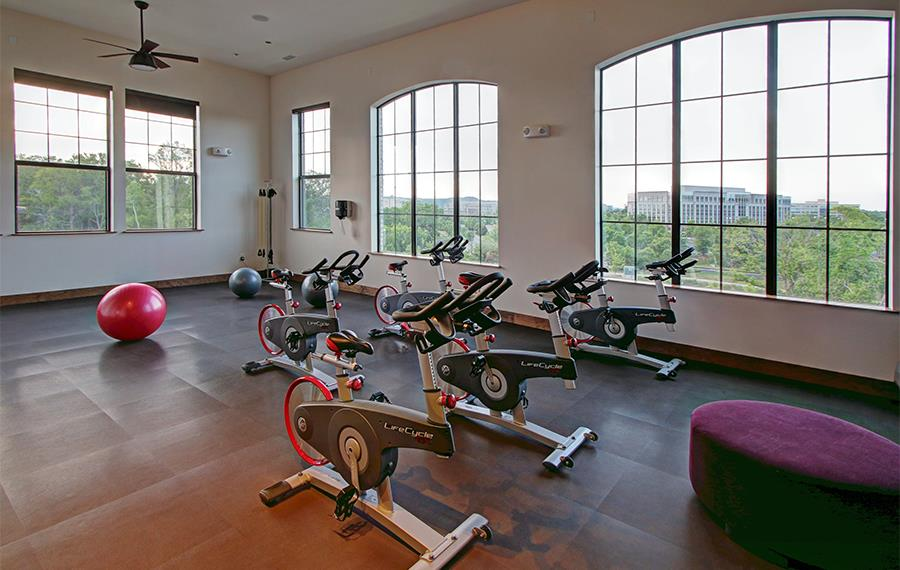 Cadence Cool Springs Apartments - Franklin, TN - Fitness Studio