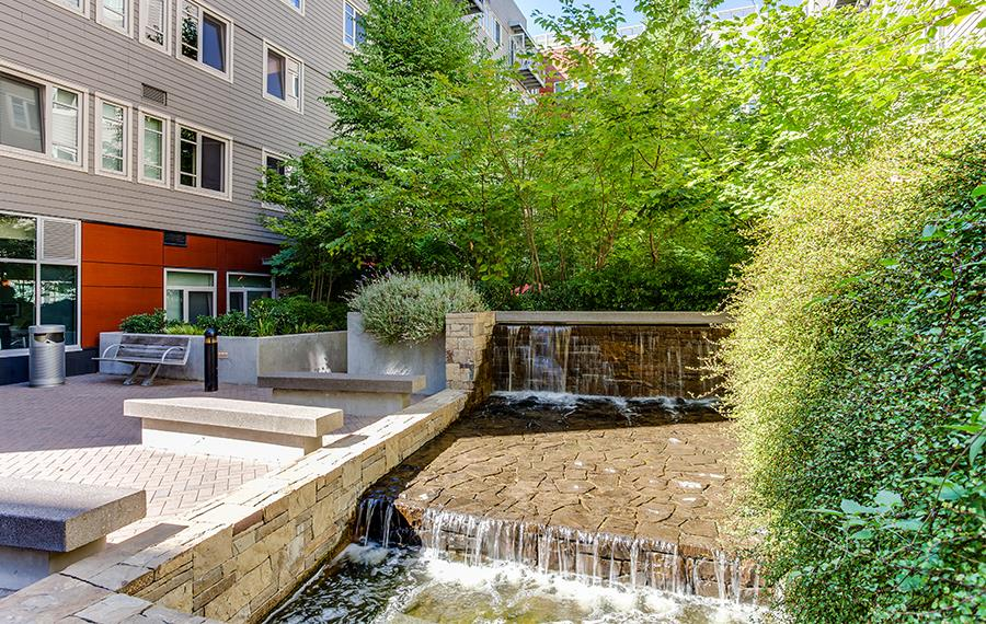 The Matisse apartments for rent near Oregon Health Science University - LEED Gold Certified