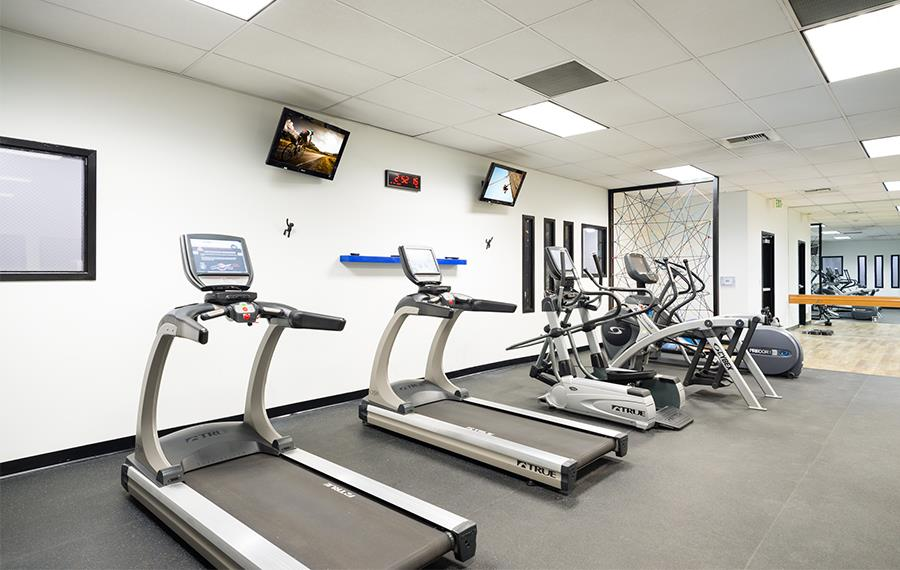 Pershing Square apartments for rent in LA - Lofts At Security Building 24 Hour Fitness Center