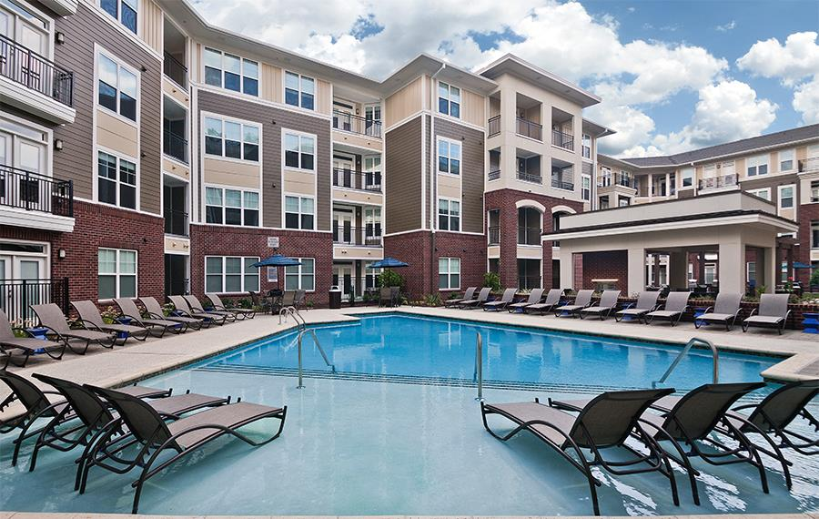 Relaxation Station Pool Lounge: Apts For Rent In Raleigh NC