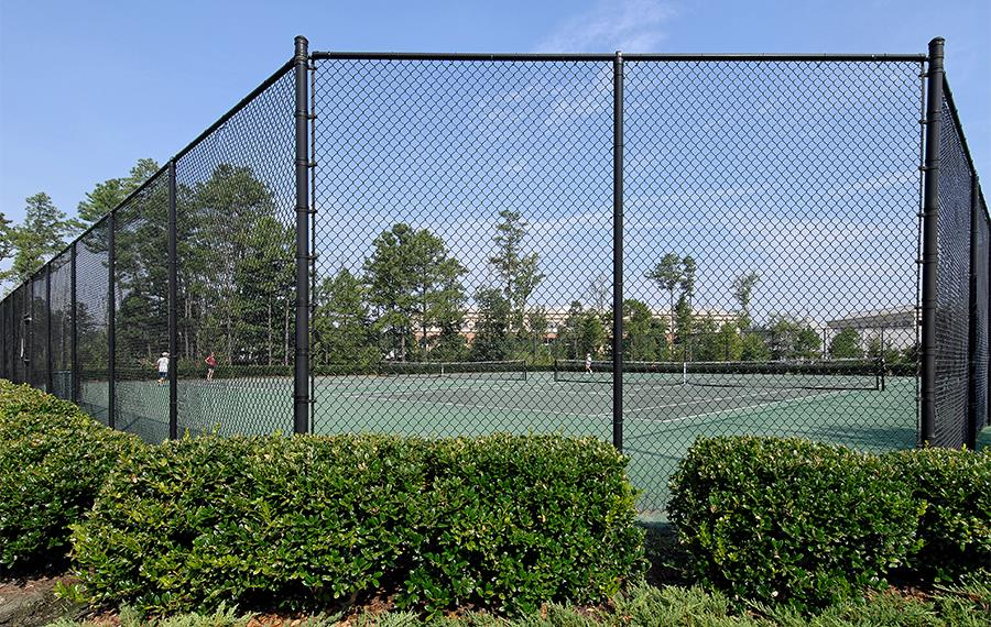 Apartments in Short Pump VA - The Madison Apartments - Tennis Courts