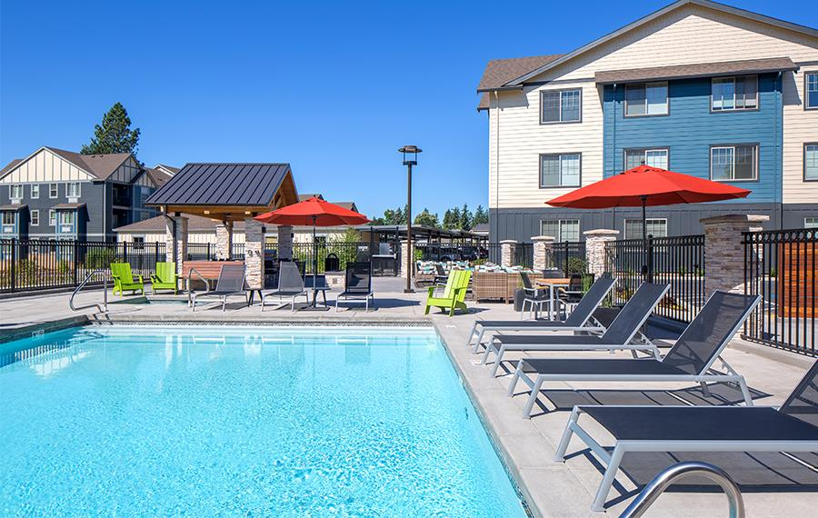 Community Amenities Beaverton Or Apartments For Rent Victory Flats At Elmonica Station