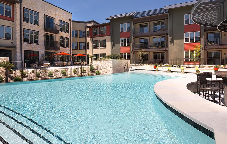 Addison At Kramer Station   Austin, TX   Swimming Pool