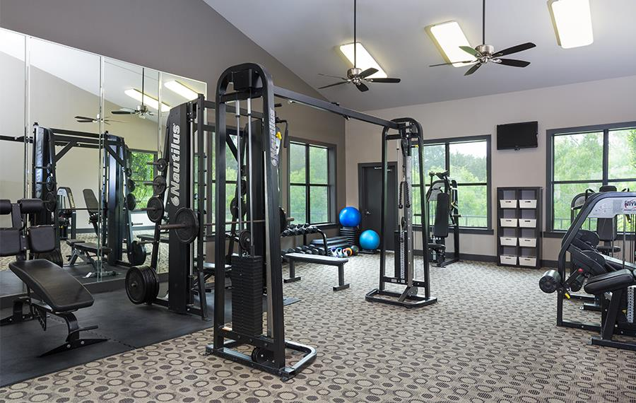 Ridgeview - Austin, TX - Fitness Center