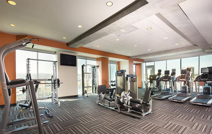 SkyHouse Austin - Austin, TX - Fitness Center