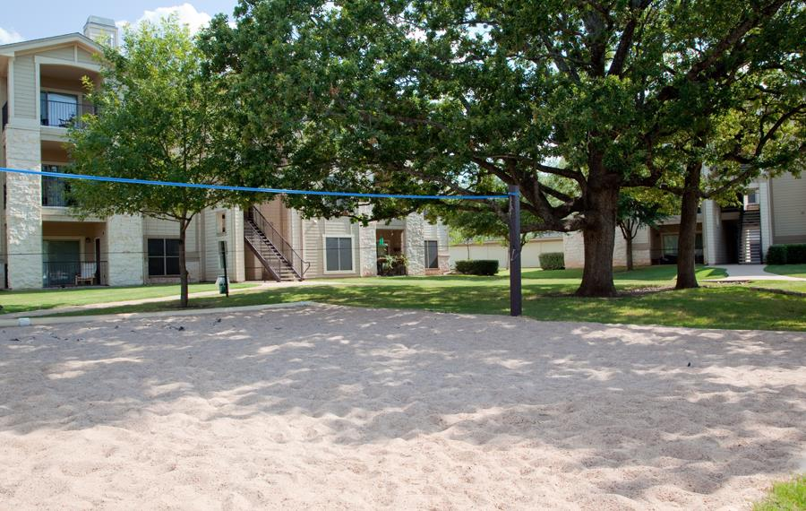 The Ranch Apartments - Austin, TX - Volleyball Court