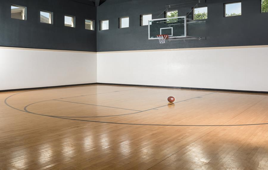 Apartments for Rent in Austin - The Ranch - Basketball Court