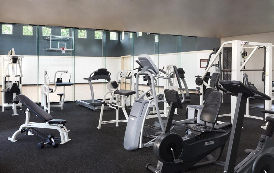 The Ranch Apartments - Austin, TX - Fitness Center