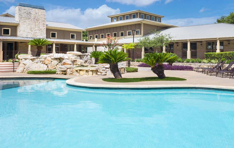 The Ranch Apartments - Austin, TX - Swimming Pool