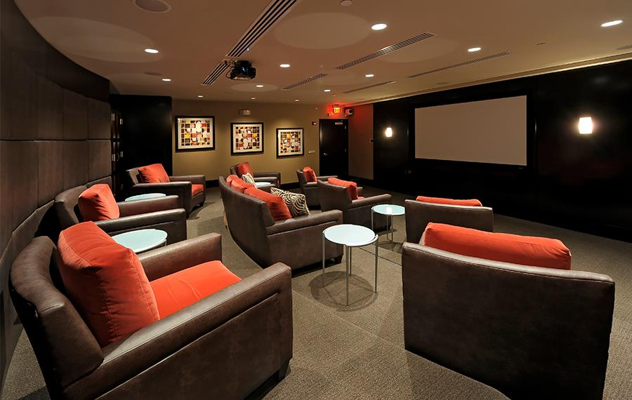 Apartments Tysons Corner VA - The Reserve at Tysons Corner - Movie Theater