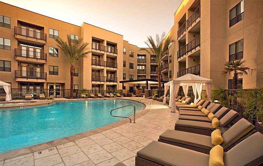 Arcadia Apartments for Rent - Citrine - Pool