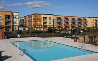 Nexus Outdoor pool and spa Hillsboro OR - Platform District