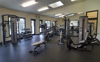 Maple Valley apartments in Renton - Benson Downs Fully Equipped Fitness Center
