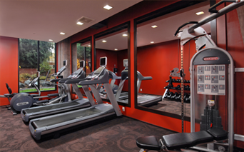 Zoso Flats - 24-hour fitness center - North Arlington, VA Rentals
