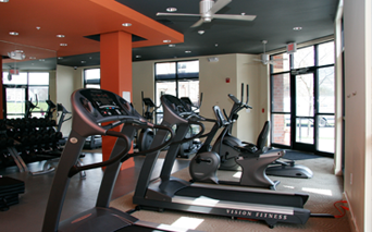 Nexus Fully Equipped Fitness Center Hillsboro OR - Orenco Station